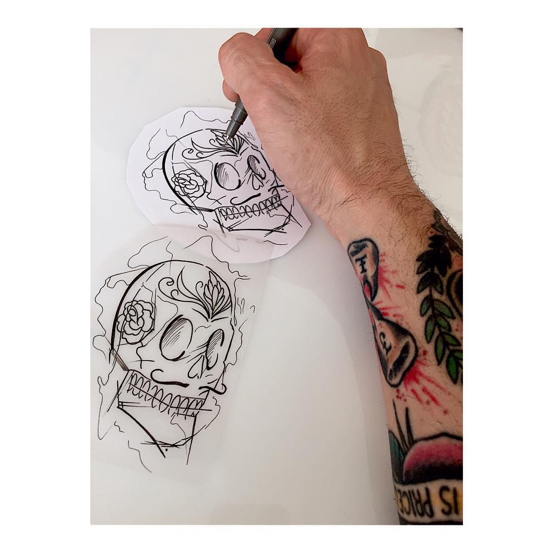 artwork,artoftheday,tattooink,tatuajesenciudadreal,juantabascotattooer,juantabasco,juantabascooldschool,juantabascoshop,juantabascotattooerciudadreal,ink,inked,inkedgirls,art,artwork,artoftheday,tattooink,lifetattoo,worker,worked,followme,mexican,skull,wattercolor,watercolortattoodesign