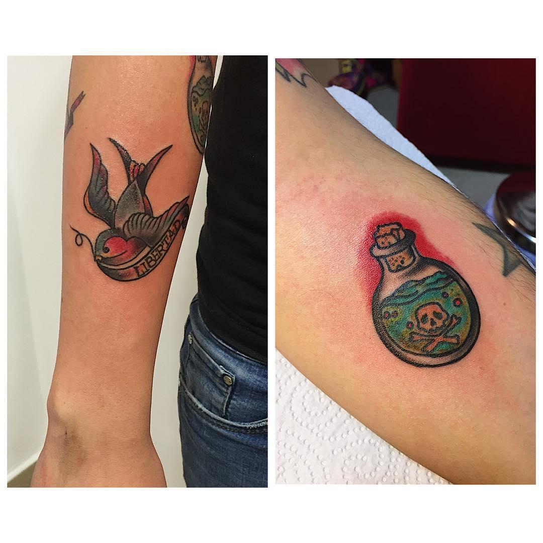 instatattoo,tattoo,tattoos,tattooer,tatooartist,tattooshop,tatu,tatuadores,oldschooltattoo,classictattoo,eternalink,veneno,ciudadreal,juantabasco
