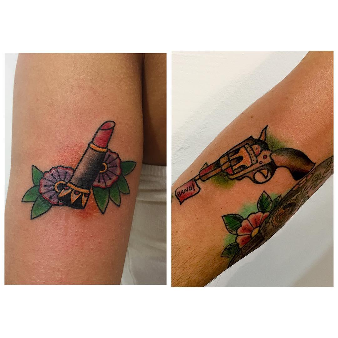 oldschooltattoo,ciudadreal,tattoo,tattoos,tattooer,tattooartis,tattooshop,inked,oldschool,classic_tattoos,classictattoo,tatu,spain,eternal,eternalink,colorful,instagram,art,instaart