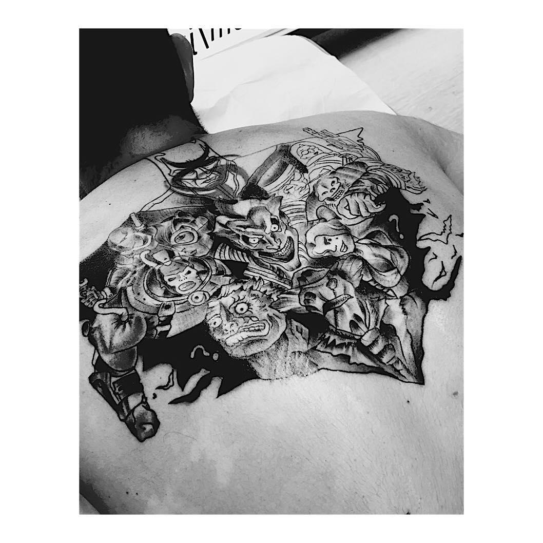 tattoo,tattoos,tattooartist,tattooflash,batman,batmanforever,tattoobatman,dccomics,ciudadrealmadrid,thanksivan,besttattoo,secondsession,black,blabckandgrey,triptomadrid,juantabasco,juantabascotattooer,tattooing,tattoolife,tattuajesenciudadreal