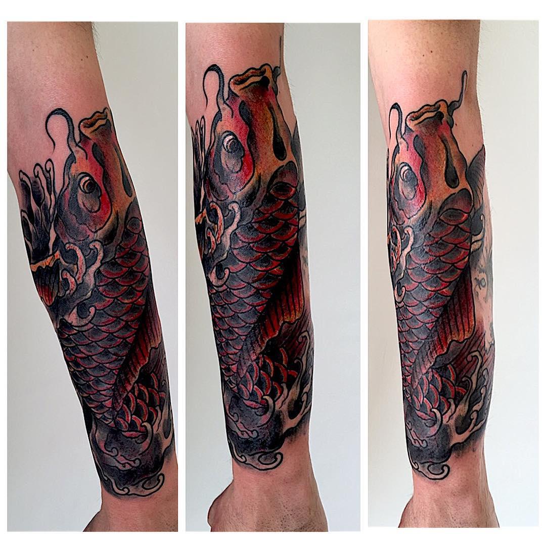 tattoo,tattoos,tattoos,tattooed,tattooer,tatuaje,tattooartist,carpatattoo,koi,japan,japon,japanesetattoo,red,671346146info,ciudadrealink,tatuajesenciudadreal,thisiscolor,COVERUP,juantabasco,juantabascotattooer,juantabascotattooerciudadreal,ink,inked,inklife,tatuajesenciudadreal,followme,instagood