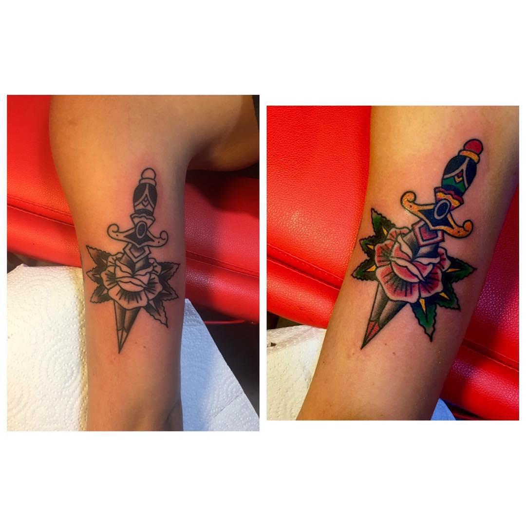 tattooart,oldschool,work,juantabasco,ciudadreal,tattoos,oldschooltattoo