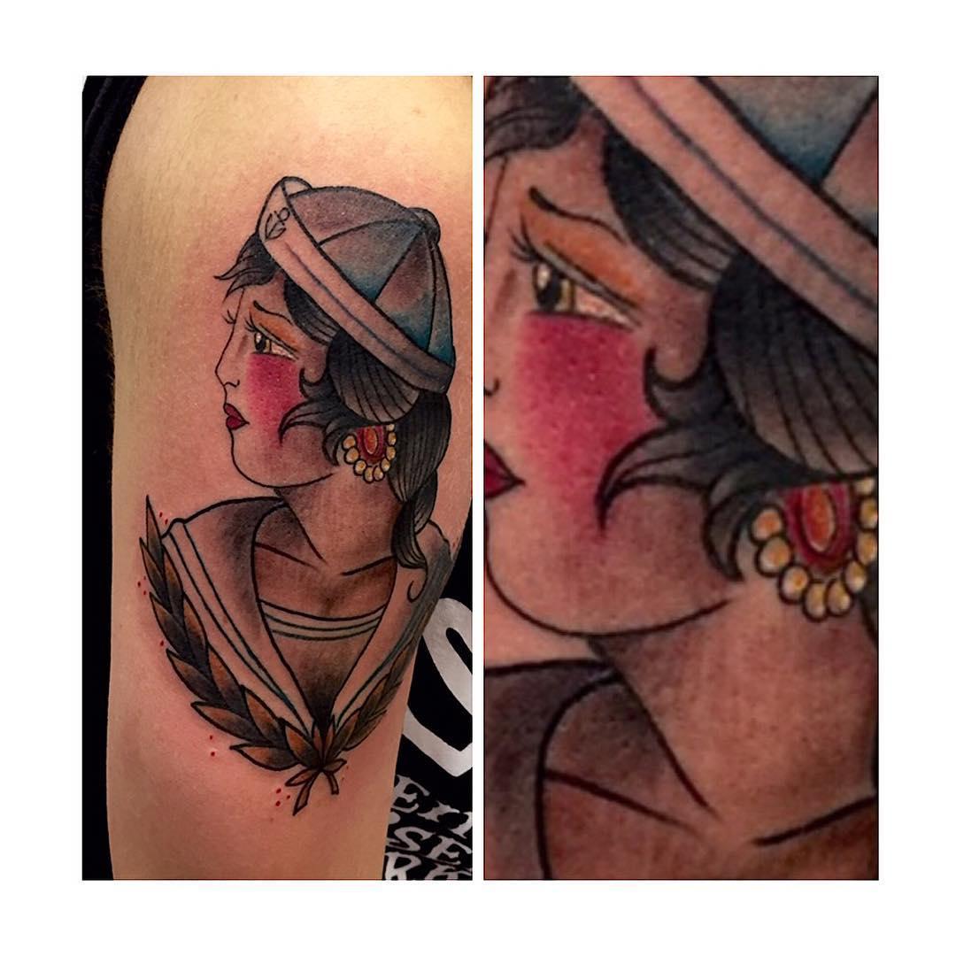 tatuajes,tattoo,oldschool,oldtimes,crazy,classictattoo,creativity,bobinas,tradicional,ontheroad,berlintattooers,tatuajes,juantabascotattooer,besttattooers,blackwork,13RS,CIUDADREAL,CIUDADREALINK,INK,oldschool,inked,color,thisiscolor